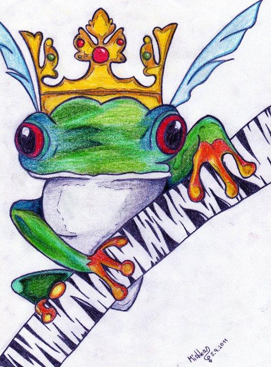 žabí král