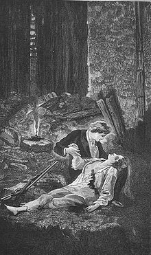 Smrt Époniny (Les Miserables)