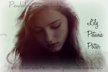 Lily Petunia Potterová - rossie